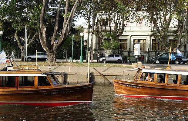Navegación en El Tigre