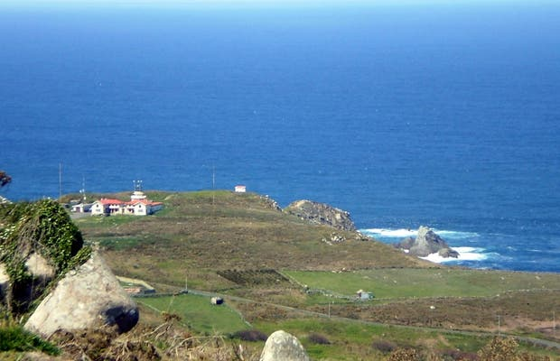 Faro de Estaca di Bares