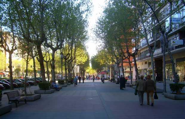 Paseo Zorrilla