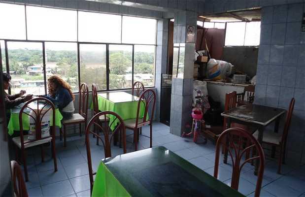 Le restaurant cevicheria turistico Mirador