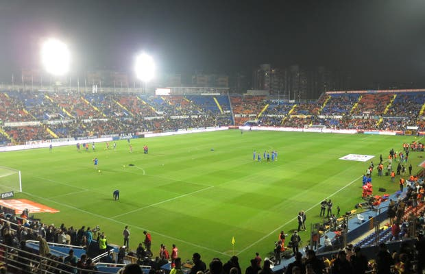 Ciudad de Valencia Stadium