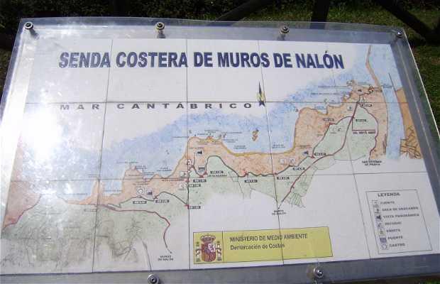 Senda Costera de Muros de Nalón