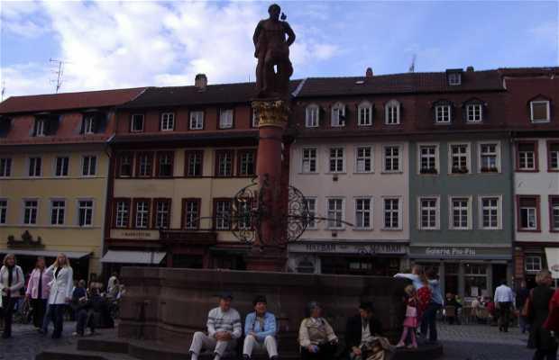 place du marché (Marktplatz)