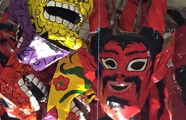 El Diablito (Mercado Benito Juárez)