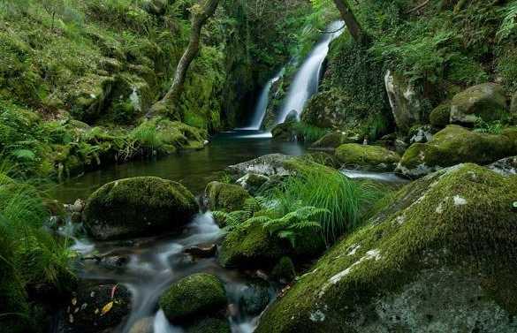 La Cascada de Santa Leocadia