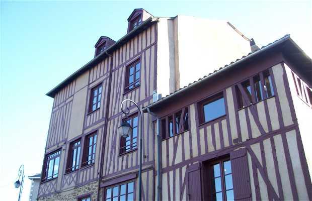 Quartier de la Cité