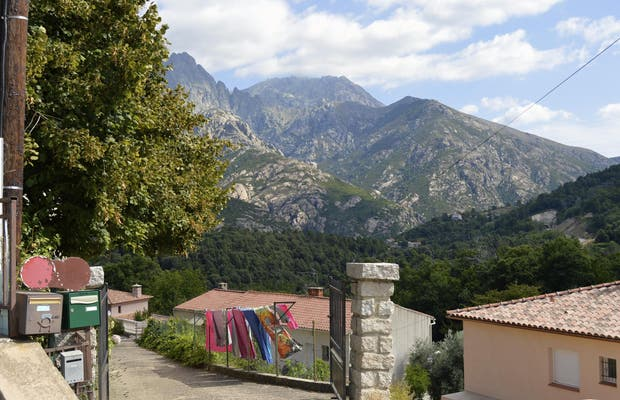 Comuna de Bocognano