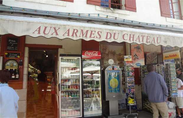 Bar Aux Armes du Chateau