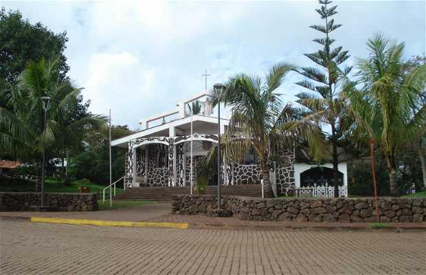 Iglesia Rapa Nui