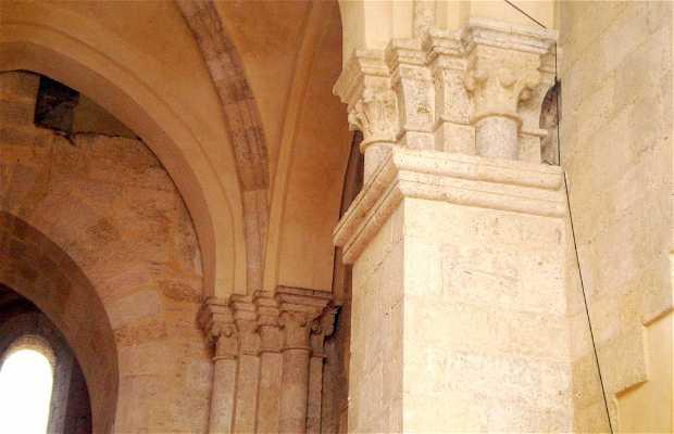 Ruins St. Benito Monastery