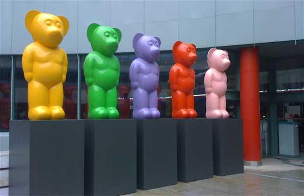 Bears of IFEMA