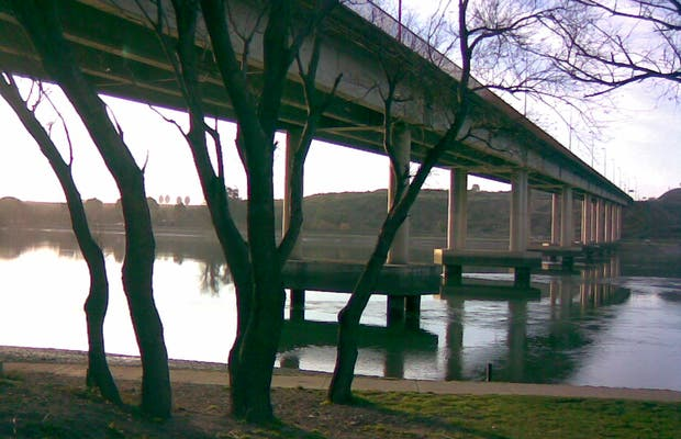 Bridge in Viedma