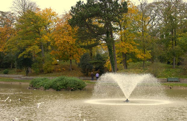 Hesketh Park