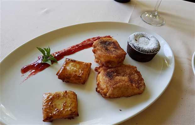 Restaurante Izaskun Castalla