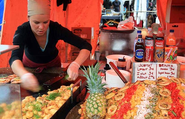 Mercado Viejo - Vanha Kauppahalli