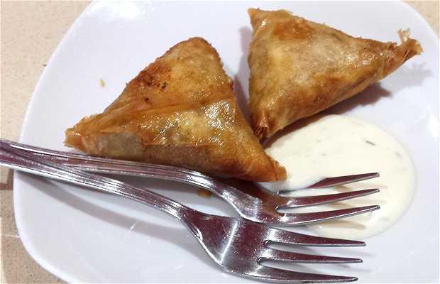 Sahara Restaurante Árabe Tapería