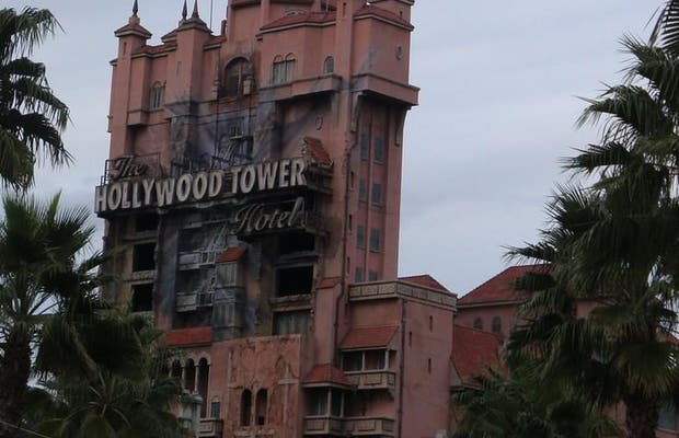 The Hollywood Tower Hotel (Twilight Zone)