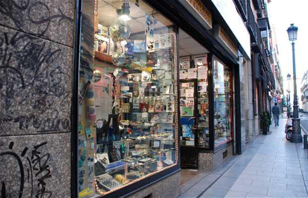 Rua Barquillo