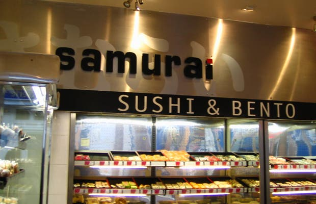 Samurai Sushi (closed)