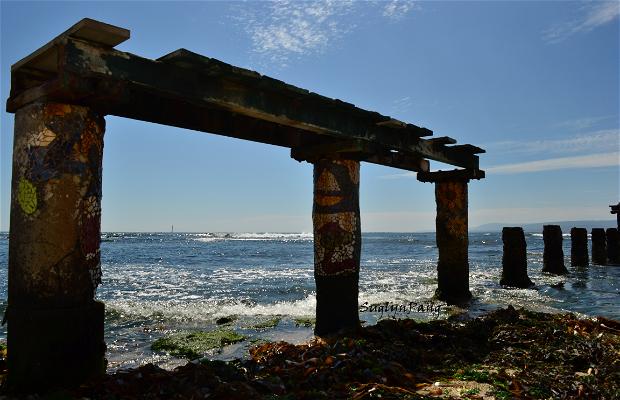 Playa de Algarrobo