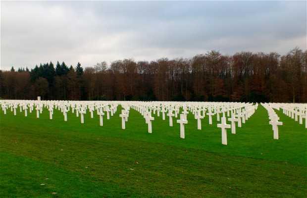 Cimitero Americano di Lussemburgo
