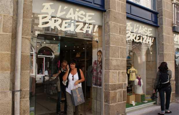 Boutique A l'Aise Breizh