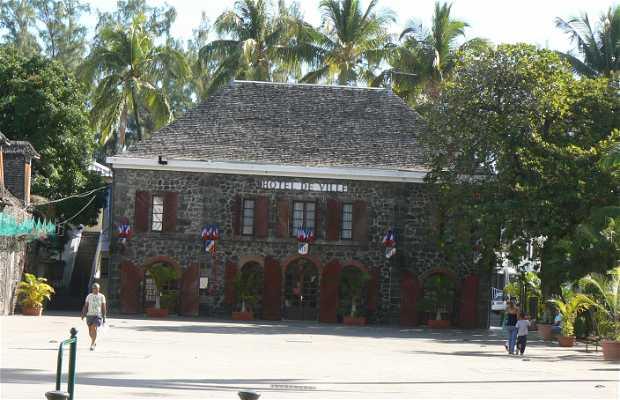 Hotel de ville de St Leu