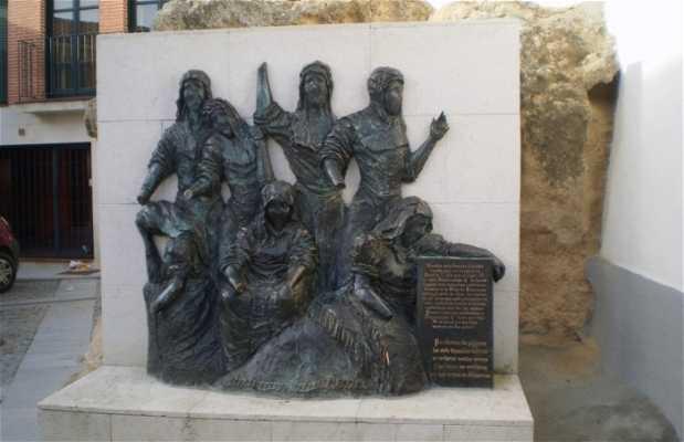 Monumento a las 7 Doncellas