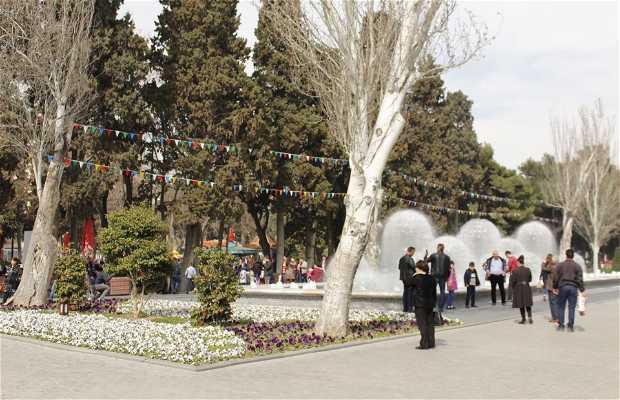 Parque Mili