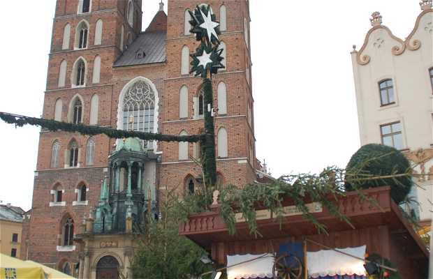 Mercatini di Natale a Cracovia