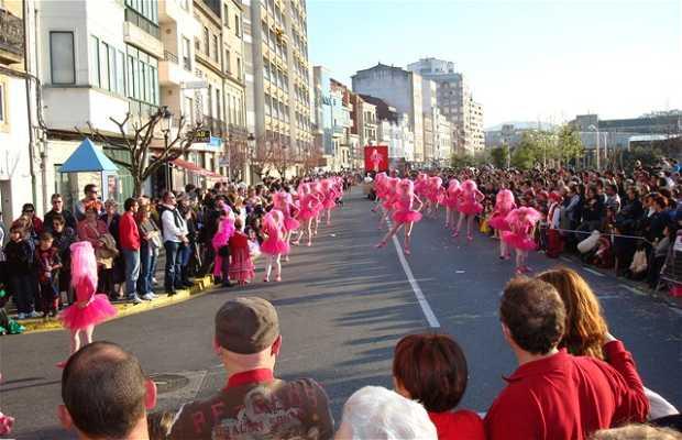 Carnaval de Villagarcía de Arousa