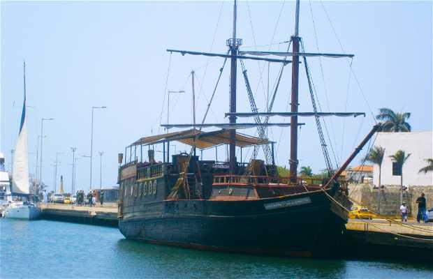 Barco Pirata Phantom