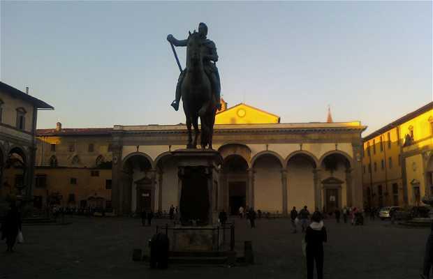 Plaza SS Annunziata