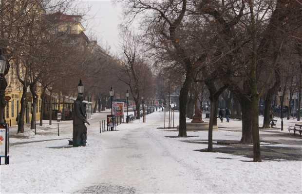 Plaza Hviezdoslav