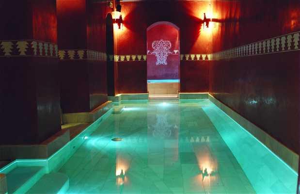 Hammam Andalusi baños árabes