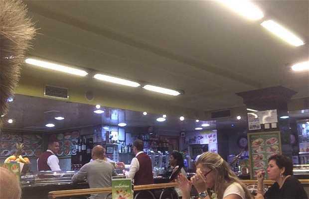 Cafeteria restaurante prado en madrid 1 opiniones y 4 fotos for Restaurante calle prado 15 madrid