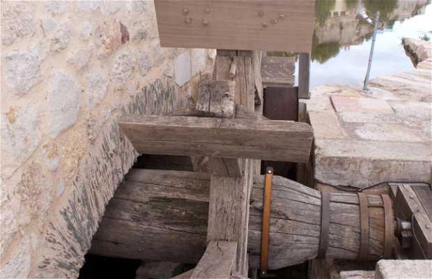 Moulins à eau de Olivares