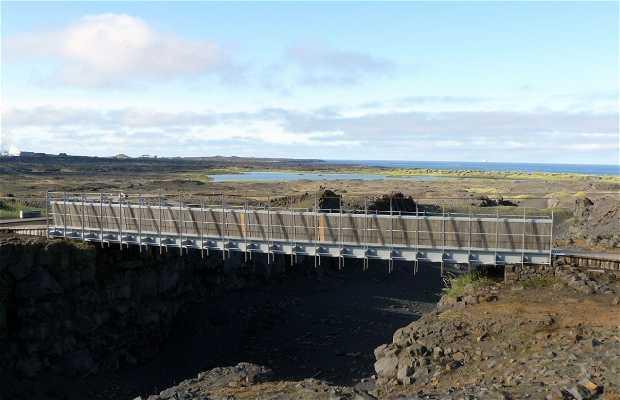 Puente entre dos continentes