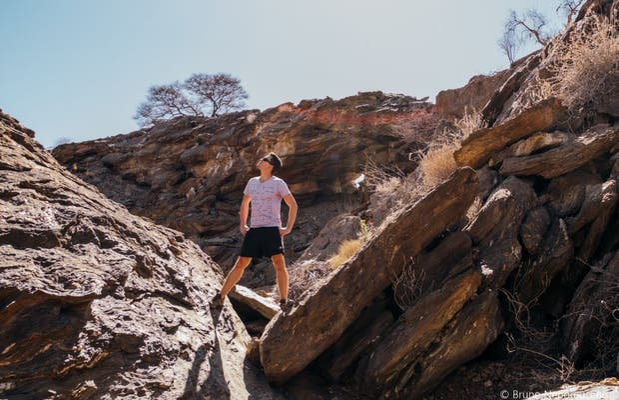 Leopard Trail - Rooiklip