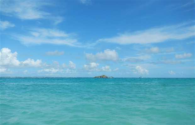 Anse Marcel Bay