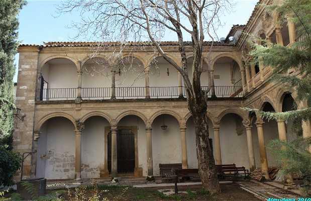 Hospital de los Honrados Viejos del Divino Salvador
