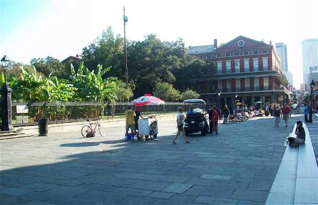 Jean Paul II Square
