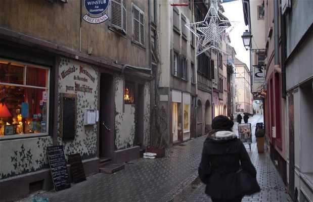 Calle sainte madeleine