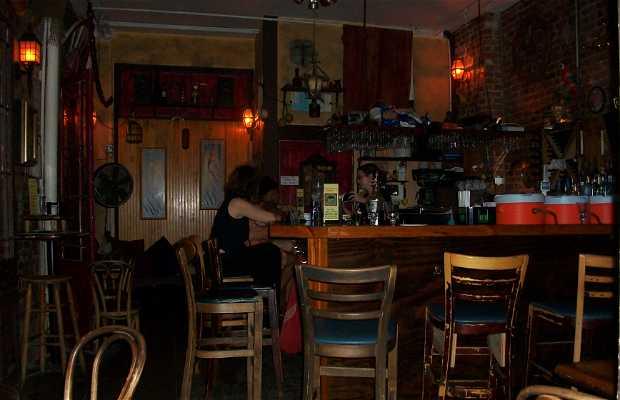 Tony Seville's Pirate's Alley Café