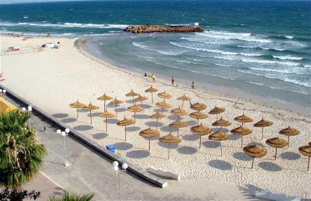 Spiaggia di Sousse