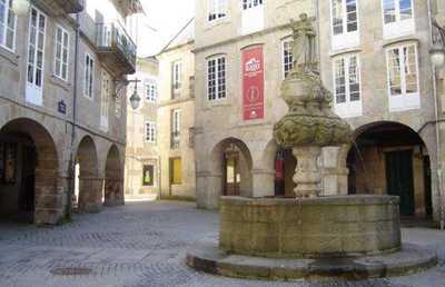 Casco histórico de Lugo