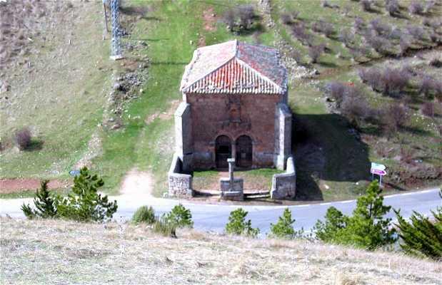 Ermita del humilladero de Medinaceli