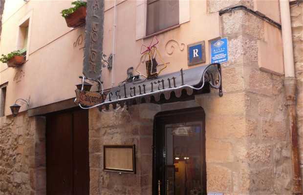 Restaurante Cal Colom