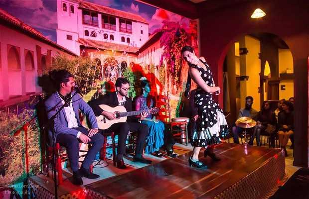 El Tablao Flamenco