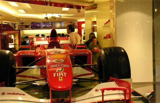 Negozio Ferrari a Venezia